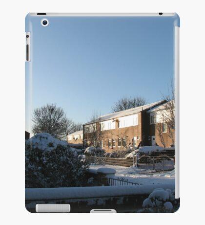 Sunshine and Snow iPad-Hülle & Klebefolie