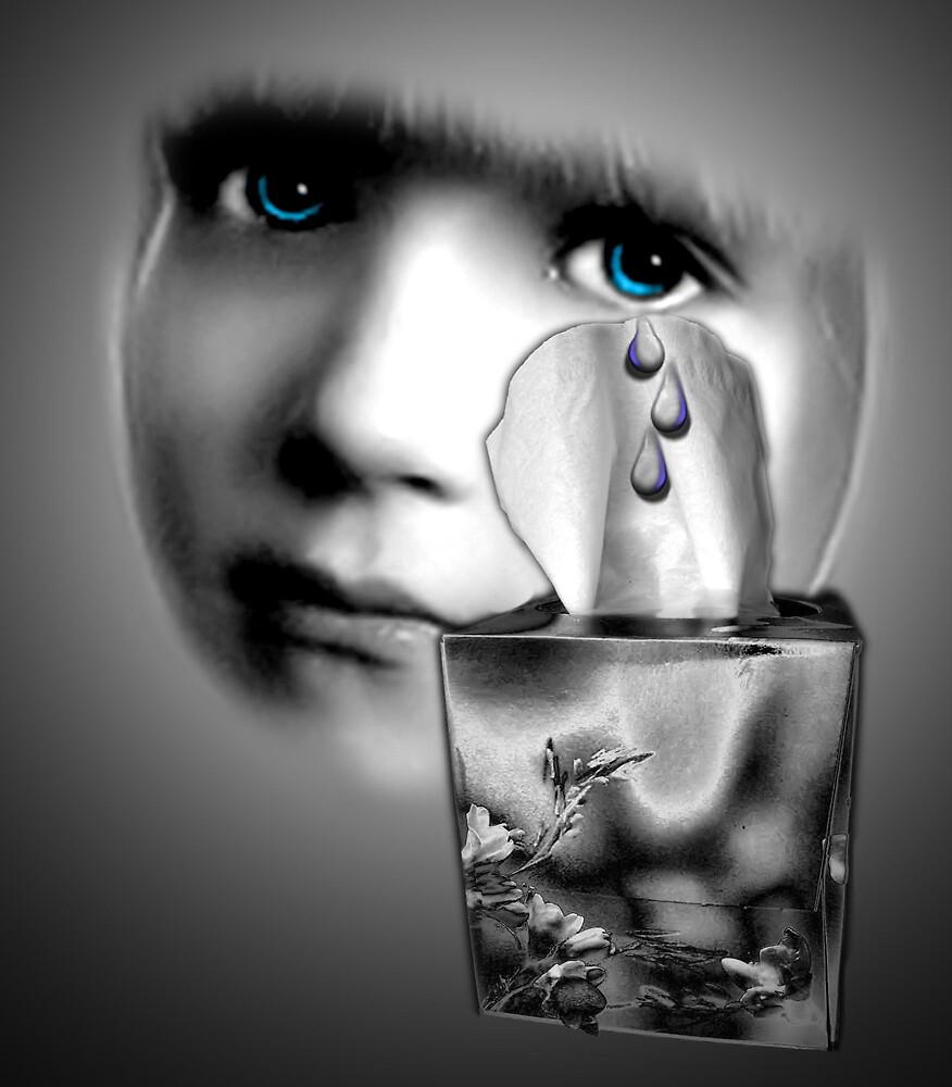 Tears caught by CheyenneLeslie Hurst