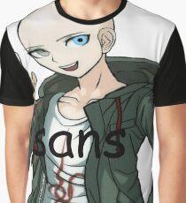 komaeda sans Graphic T-Shirt