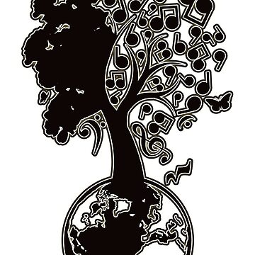 The_Music_Tree by auraclover