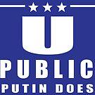 Buy Republican Putin Does by EthosWear