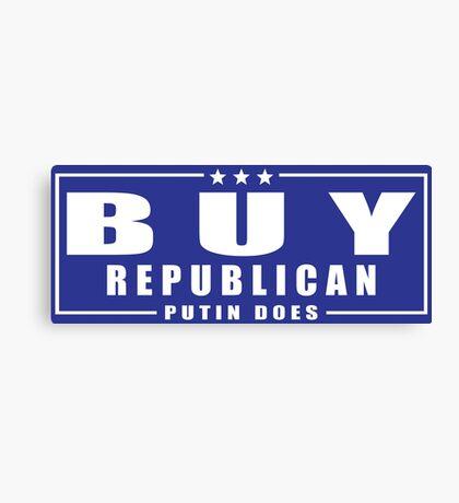 Buy Republican Putin Does Canvas Print