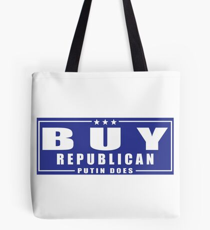 Buy Republican Putin Does Tote Bag