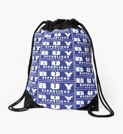 Buy Republican Putin Does Drawstring Bag