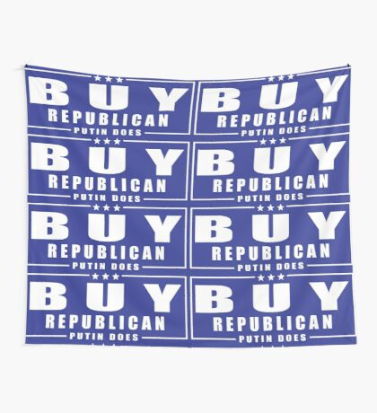 Buy Republican Putin Does Wall Tapestry