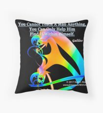 Find It Within Throw Pillow