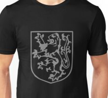 A Complete Guide to Heraldry - Figure 284 — Lion rampant Unisex T-Shirt