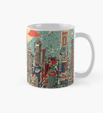 philadelphia panorama 3 Mug
