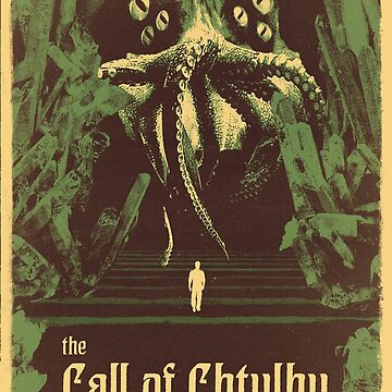 Lovecraft Series: The Call of Chtulhu by maxdgrfx