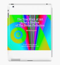 The True Work of Art iPad Case/Skin