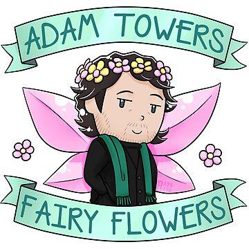 Adam Flowers by bayobayo
