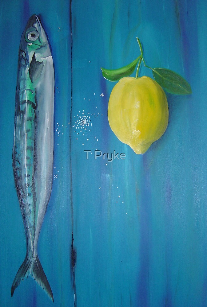 Just add Lemon and a pinch of Salt by T Pryke