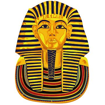 Tutankhamun - King Tut by NVMDesigns