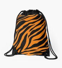Tiger-Muster Rucksackbeutel