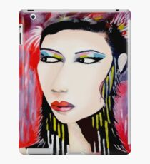 Unique Modern Geisha  iPad Case/Skin