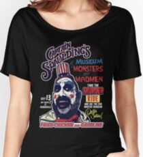 Captain Spaulding's Museum of Monsters and Madmen Women's Relaxed Fit T-Shirt