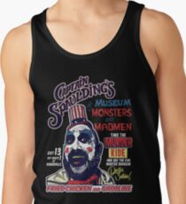 Captain Spaulding's Museum of Monsters and Madmen Tank Top