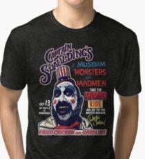 Camiseta de tejido mixto Museo de Monstruos y Locos del Capitán Spaulding