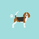 Beagle funny fart dog art cute pet gifts pure breed lovers by PetFriendly