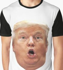 Trump face t-shirt Graphic T-Shirt