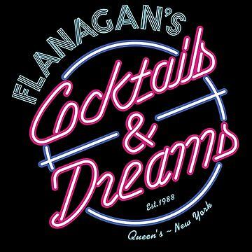 Flanagans - Cocktails & Dreams by Purakushi