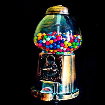 Gum Ball Machine by cdonohoue
