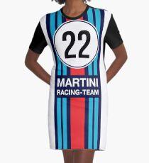 Vestido camiseta MARTINI RACING TEAM