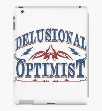 Delusional Optimistic - Novelty  iPad Case/Skin