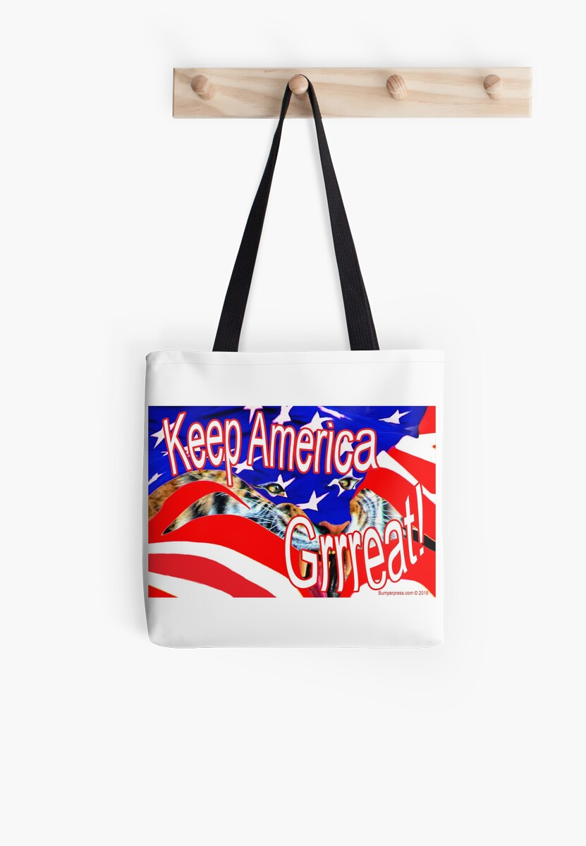 Keep America Great! by EyeMagined