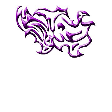 Squiggles Purple by JCS-Designs