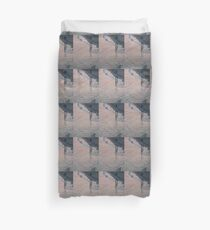 COLOURED WATERS Duvet Cover