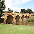 Richmond Bridge, Tasmania by Gail Mew
