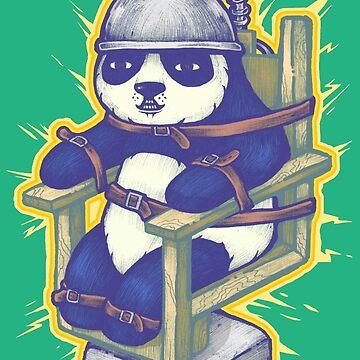 Electric Panda by Villainmazk