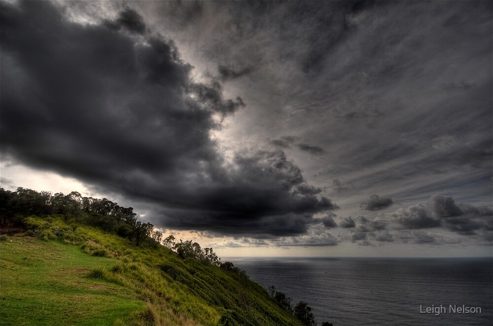 Morning Cloud - Otford, NSW, Australia by Leigh Nelson