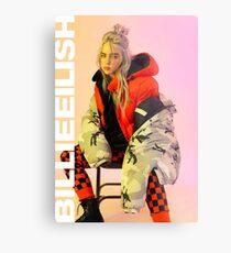 Billie Eilish Metal Print