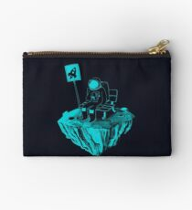 Waiting for my rocket bus Studio Pouch