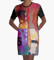 Free Graphic T-Shirt Dress
