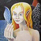 The Blue Leaf by Gavin L. O'Keefe