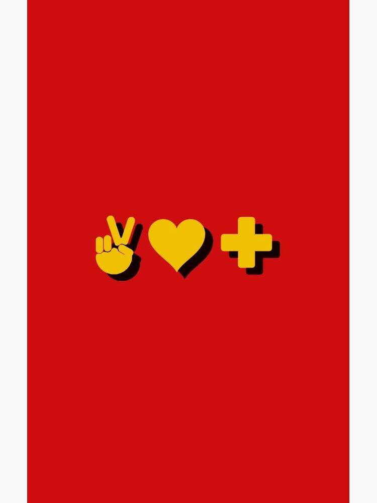 Paz, Amor y Positividad - Cita Lógica de Tomotheee