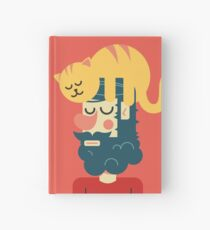 Cats send Hardcover Journal