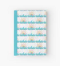 Sunrise Surf Hardcover Journal