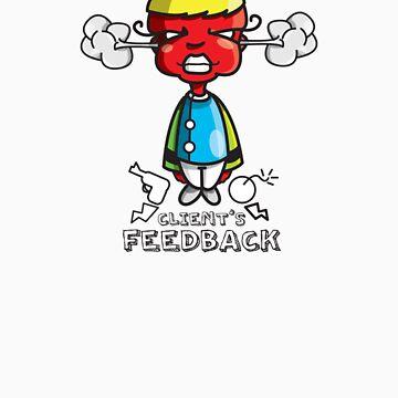 FEEDBACK by jvassi