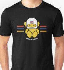 JAMES HUNT F1 TEAM MASCOT Unisex T-Shirt