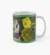 Shrek Collage Mug Mug