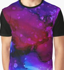 abstract galaxy Graphic T-Shirt