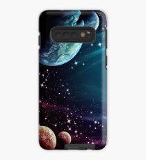 Galaxis Hülle & Klebefolie für Samsung Galaxy