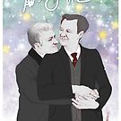 Mystrade - Always There by Clarice82
