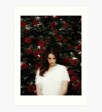 Lana Del Rey Kunstdruck
