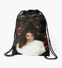 Lana Del Rey Drawstring Bag