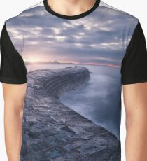 Sea Serpent Graphic T-Shirt